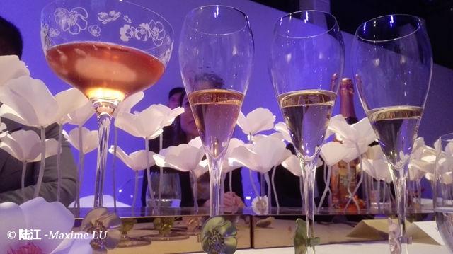 巴黎之花推出美丽时光2005年份蜂鸟限量版玫瑰香槟