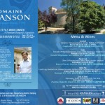 捷成洋酒-勃艮第香颂家族红酒晚宴/Jebsen Fine Wines-Domaine Chanson-Burgundy Winery Wine Dinner