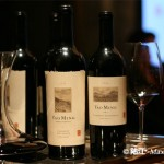 姚明葡萄酒业品酒晚宴/Wine Dinner of Yao Family Wines