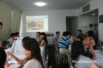 """2007年11月11日葡萄酒主题品酒会系列23,""""波尔多左岸小酌"""""""