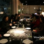 """2008年11月09日万欧兰葡萄酒俱乐部系列36 基础篇:""""葡萄酒的种类和品饮顺序""""和意大利餐配酒活动"""