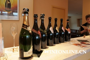 2010.07.25万欧兰葡萄酒俱乐部系列60,香槟与香槟方法 Wineonline.Cn series 60,Champagne and the méthode champenoise.