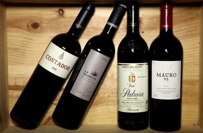 """[活动预告]2014-12-21,万欧兰葡萄酒俱乐部系列126,""""西班牙Fine Wine初尝试"""""""