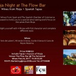 美佩斯酒业-舞动的里奥哈之夜/ MPC Wines – Rioja Night at The Flow