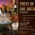 咏萄-  领略世界美酒盛会VIP专场(北京)/ EverWines-Taste of the Nations VIP in Beijing