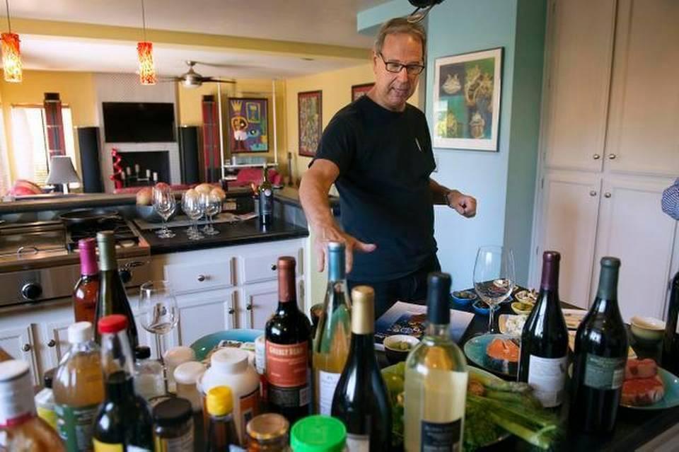 努力戒酒的葡萄酒大师和他叛逆的品酒理论