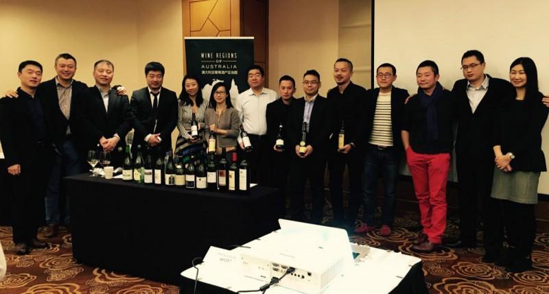 2015 澳大利亚葡萄酒盲品邀请赛年度总冠军诞生