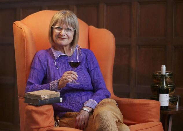 简希斯?罗宾逊的新书和葡萄酒建议