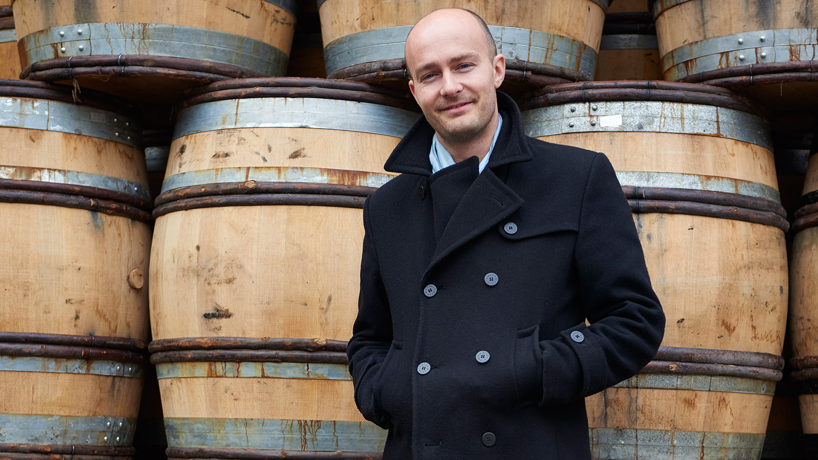 Erwan Faiveley of Domaine Faiveley. Nuits-St-Georges, Côte d'Or, France.