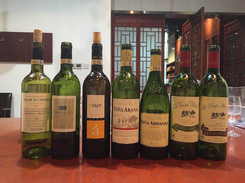 """万欧兰葡萄酒俱乐部系列146活动总结""""西班牙里奥哈之光-橡树河畔酒庄"""""""