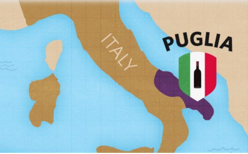 一分钟课堂#意大利的鞋跟普利亚#
