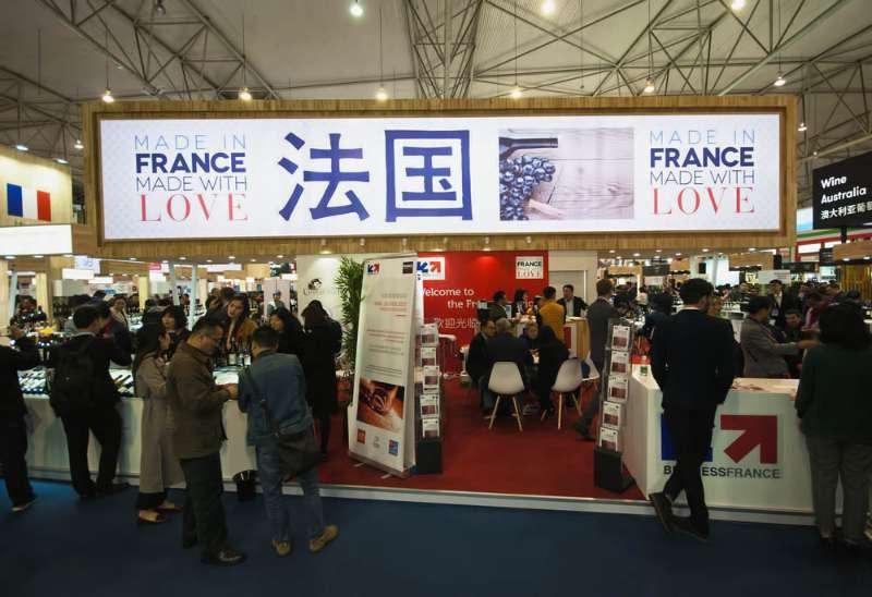 法国再次成为成都春季全国糖酒会外国参展团领头羊