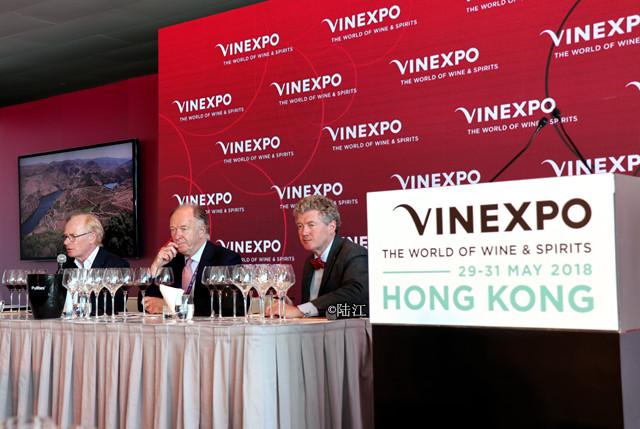跟陆江逛香港Vinexpo 2018酒展(下)
