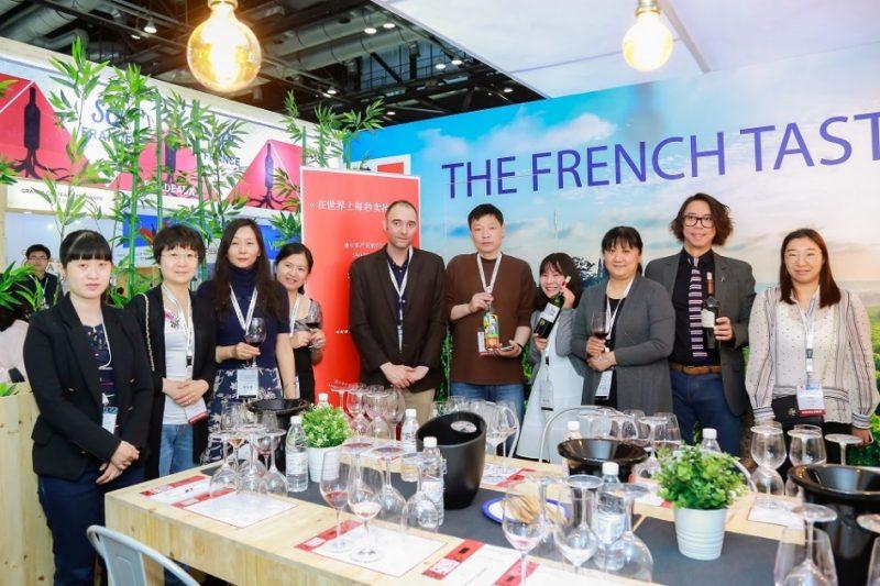 法国商务投资署携手30家法国展商汇聚第十届TopWine China 2019
