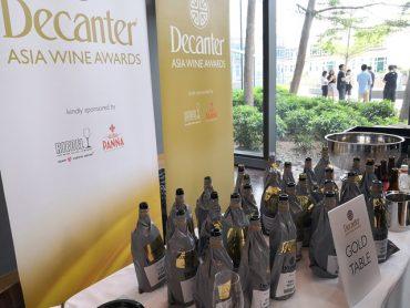 2019年Decanter亚洲葡萄酒大赛(DAWA)在香港举办