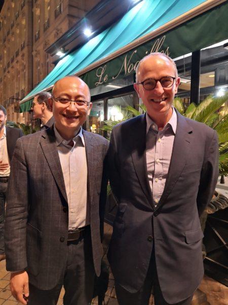 拉菲集团CEO晚宴记录